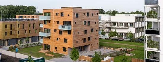ΔΕΙΤΕ μια πολυκατοικία φτιαγμένη εξ ολοκλήρου από ξύλο!!!VIDEO