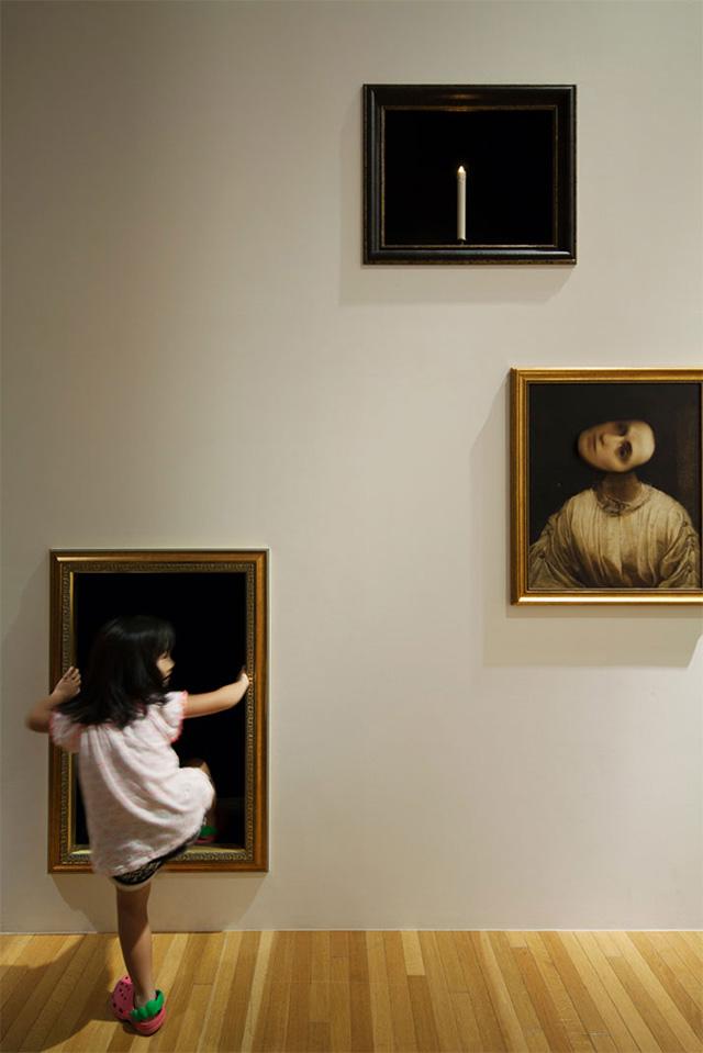 """perierga.gr - """"Στοιχειωμένη"""" γκαλερί Τέχνης για παιδιά!"""