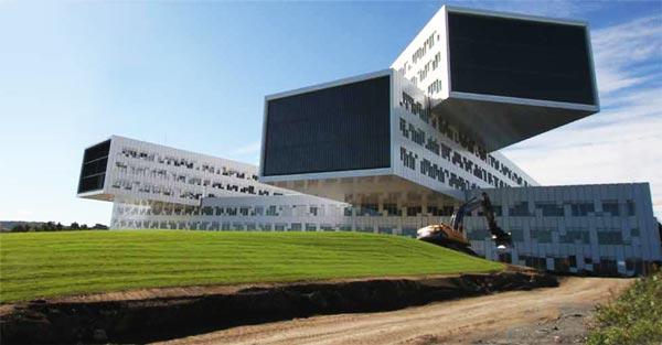 perierga.gr - Κτήριο εμπνευσμένο από το... Jenga!