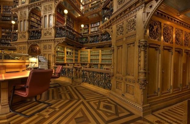 perierga.gr - Οι ωραιότερες βιβλιοθήκες στον κόσμο!