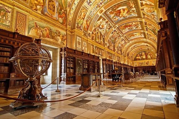 Οι ωραιότερες βιβλιοθήκες στον κόσμο!