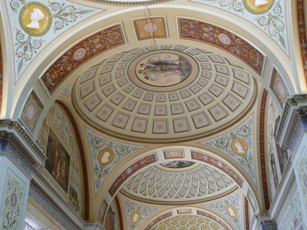perierga.gr - Εκπληκτικές οροφές κτηρίων!