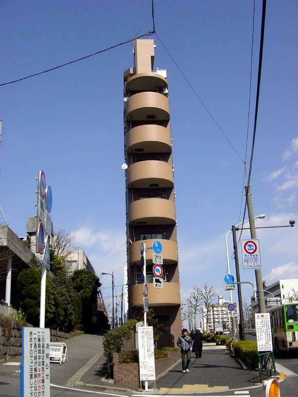 perierga.gr - Τα πιο στενά σπίτια στον κόσμο!