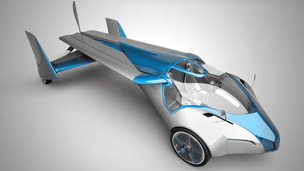 Perierga.gr - Aeromobil: Ένα αυτοκίνητο που πετάει!