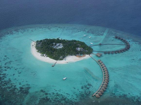 perierga.gr - Τα ωραιότερα ξενοδοχεία-νησιά στις Μαλδίβες