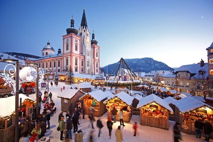 perierga.gr - Τα ωραιότερα αυστριακά χωριά!