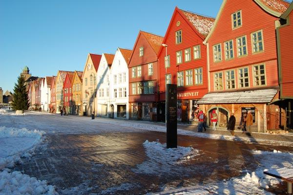 "perierga.gr - Bryggen: Το ""διαμάντι"" της Νορβηγίας"
