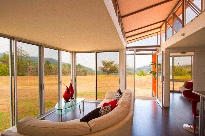 perierga.gr - Πανέμορφα σπίτια φτιαγμένα από… κοντέινερ!