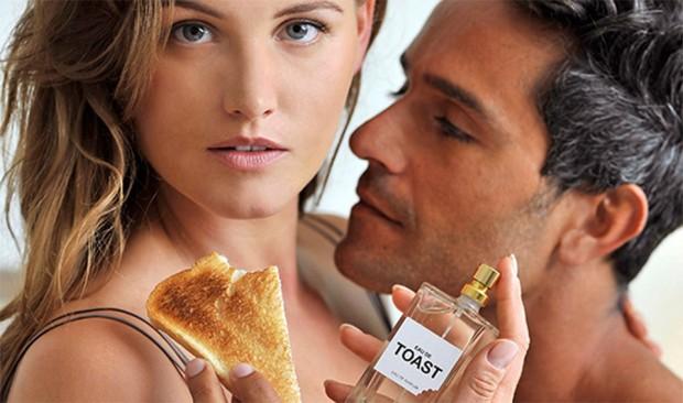 perierga.gr - Eau de Toast: Με άρωμα… τοστ!