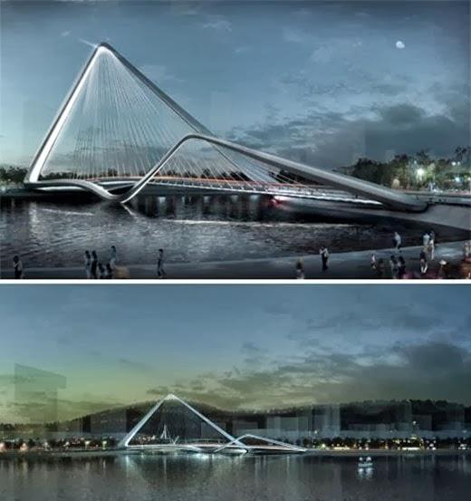 perierga.gr - Καινοτόμες γέφυρες που εντυπωσιάζουν!