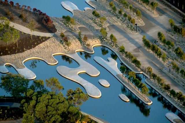 perierga.gr - Κήπος εκπληκτικής ομορφιάς στην Αυστραλία
