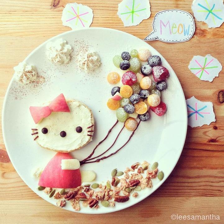 perierga.gr - Παιδικά πιάτα με φαντασία!