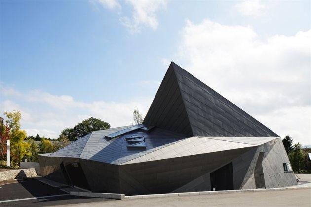 perierga.gr - Κτήρια εμπνευσμένα από την τέχνη του οριγκάμι!