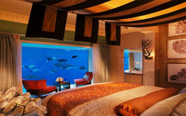 Perierga.gr - Εντυπωσιακά υποβρύχια ξενοδοχεία!