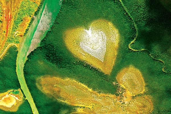 perierga.gr - Η πιο εντυπωσιακή καρδιά πάνω στη Γη!