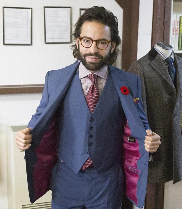 perierga.gr - Αλεξίσφαιρο κοστούμι ράβεται στα μέτρα σας!