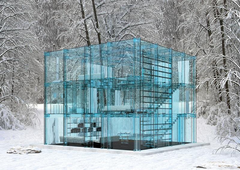 perierga.gr - 7 διάφανα κτήρια, εξ ολοκλήρου από γυαλί!