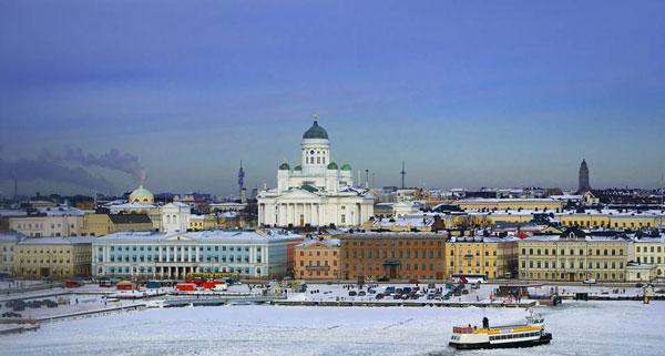 diaforetiko.gr : helsinki Δείτε μέρη του κόσμου που είναι ωραιότερα το χειμώνα!