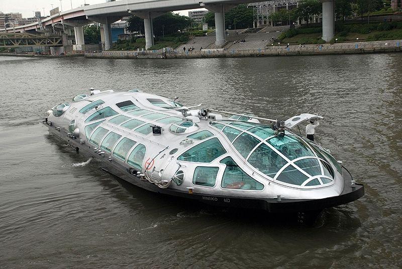 "perierga.gr - To θαλάσσιο ""λεωφορείο"" της Ιαπωνίας!"