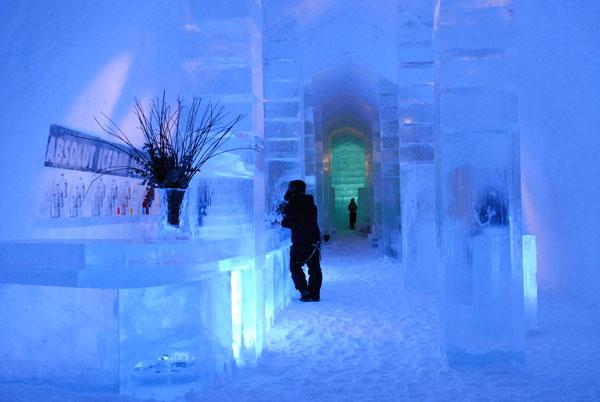 Perierga.gr - Τα πιο... cool μπαρ στον κόσμο από πάγο!