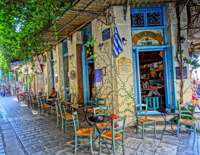 perierga.gr- 10 παραδοσιακά καφενεία της Αθήνας!