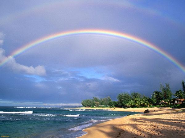 perierga.gr - Kauai: Το νησί της Χαβάης με το πολυπολιτισμικό... τοπίο!
