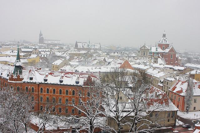 diaforetiko.gr : krakow Δείτε μέρη του κόσμου που είναι ωραιότερα το χειμώνα!