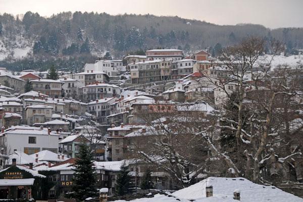 diaforetiko.gr : metsovo Δείτε μέρη του κόσμου που είναι ωραιότερα το χειμώνα!