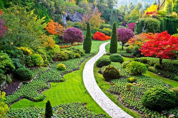 perierga.gr - Nong Nooch: Τροπικός βοτανικός κήπος χάρμα οφθαλμών!
