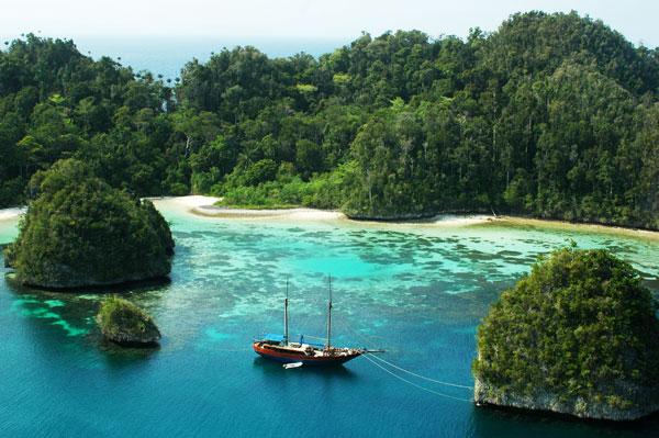 perierga.gr - Raja Ampat: Ένα μαγευτικό σύμπλεγμα νησιών