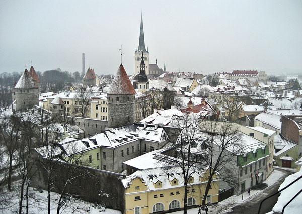 diaforetiko.gr : tallin Δείτε μέρη του κόσμου που είναι ωραιότερα το χειμώνα!