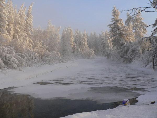 perierga.gr - Τα πιο παγωμένα μέρη για να ζήσεις!