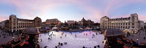 perierga.gr - Γραφικά υπαίθρια παγοδρόμια στην Ευρώπη!