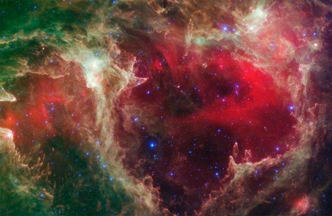 Perierga.gr - Οι 10 καλύτερες φωτογραφίες της NASA για το 2013