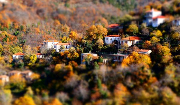 Πανέμορφα ορεινά χωριά της Ελλάδας!