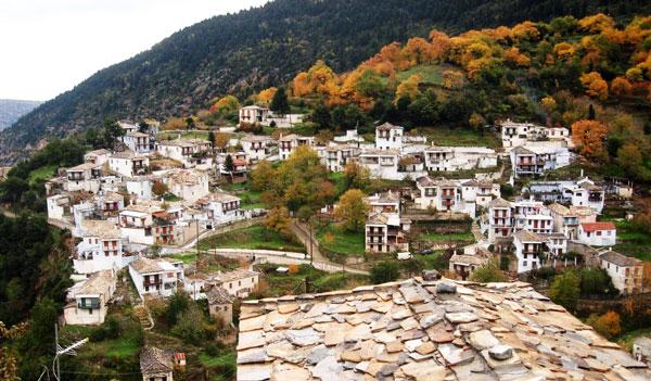 perierga. gr - Πανέμορφα ορεινά χωριά της Ελλάδας!