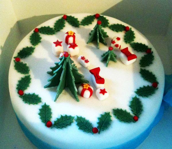 "perierga.gr - Χριστουγεννιάτικα κέικ κερδίζουν το... έπαθλο ""καλύτερης εμφάνισης""!"