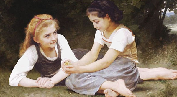 perierga.gr - Καλλιτέχνης... ζωντανεύει κλασικούς πίνακες ζωγραφικής!