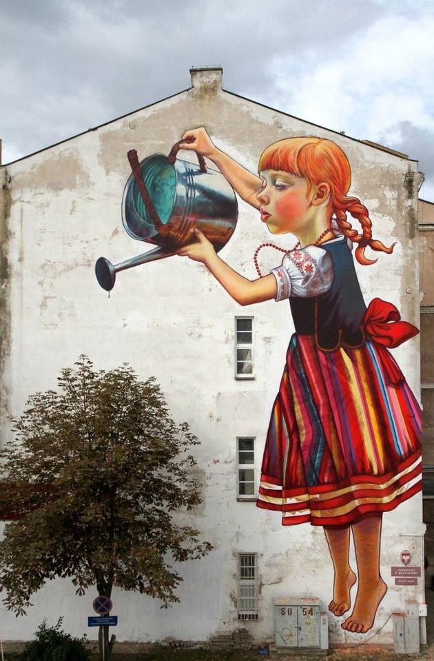 perierga.gr - Εντυπωσιακά γκράφιτι από τον κόσμο