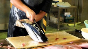 perierga.gr - Έτσι φιλετάρονται τα ψάρια στην Ιαπωνία! (βίντεο)
