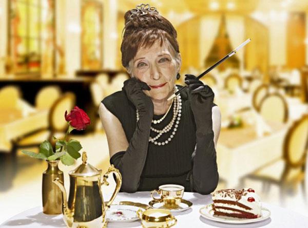 perierga.gr - Ηλικιωμένοι αναπαριστούν διάσημες κινηματογραφικές σκηνές!