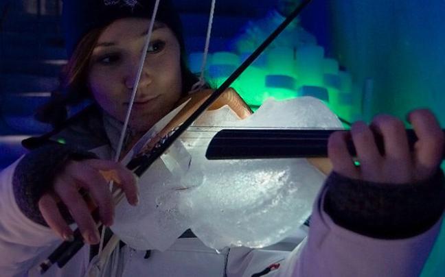 Perierga.gr - Οι πιο... κρύες συναυλίες