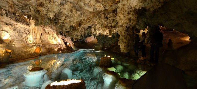 "perierga.gr - H πανέμορφη ""Σπηλιά των Θαυμάτων""!"