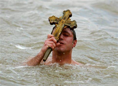 Ήθη και έθιμα της γιορτής των Θεοφανίων!