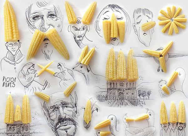 perierga.gr - Τέχνη που μπορείς να… φας!