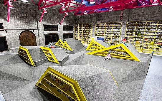 perierga.gr - 8 βιβλιοθήκες του μέλλοντος!