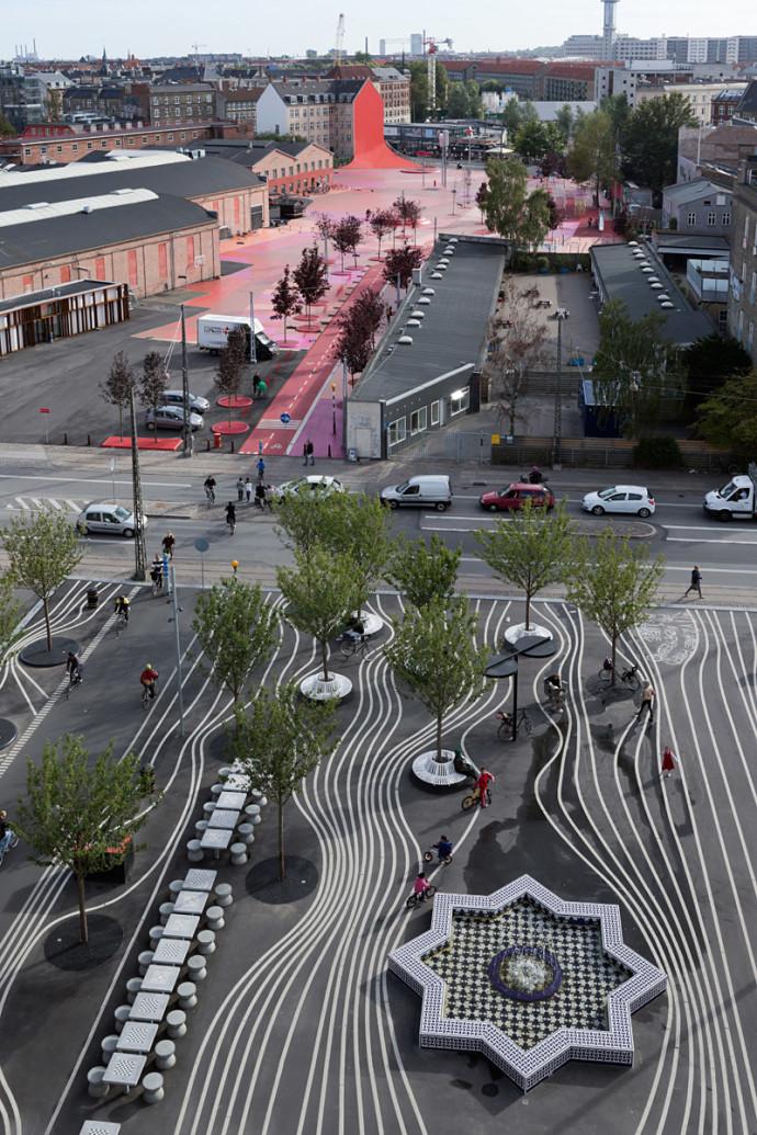 perierga.gr - Εντυπωσιακό τριθεματικό αστικό πάρκο!