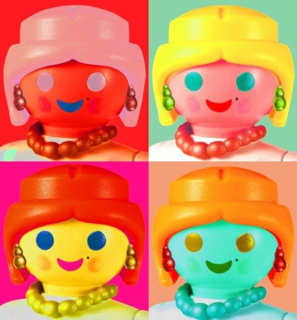 Perierga.gr - Η Αφροδίτη της Μήλου έγινε Playmobil