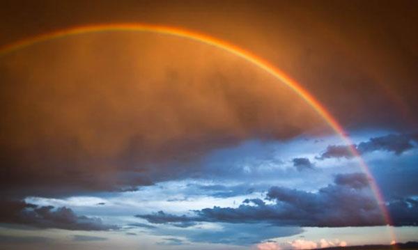 perierga.gr - Πανέμορφα ουράνια τόξα στον κόσμο!