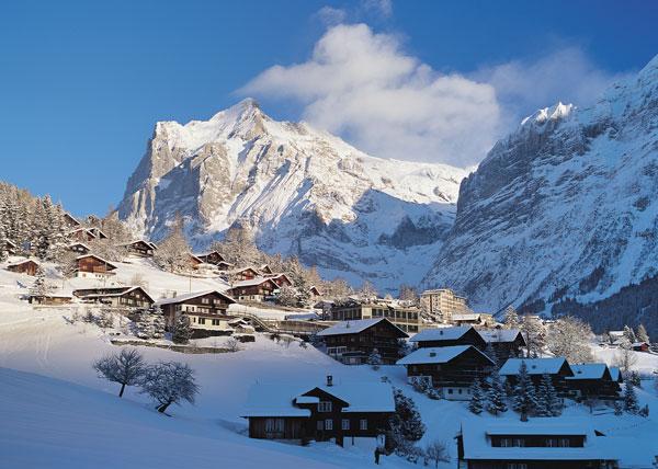 perierga.gr - Πανέμορφα χιονισμένα χωριά στον κόσμο!